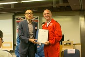 Royal Air Force (RAF) Red Arrows - Visit to HKU SPACE - photo 11