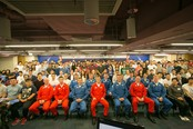 Royal Air Force (RAF) Red Arrows - Visit to HKU SPACE - photo 1