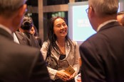 "International Dinner Forum: ""Why 'Glocal' Matters, HK?"" The importance of International Education - photo 7"