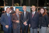 "International Dinner Forum: ""Why 'Glocal' Matters, HK?"" The importance of International Education - photo 9"