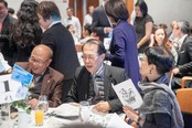 "International Dinner Forum: ""Why 'Glocal' Matters, HK?"" The importance of International Education - photo 15"