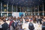 "International Dinner Forum: ""Why 'Glocal' Matters, HK?"" The importance of International Education - photo 16"