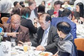 "International Dinner Forum: ""Why 'Glocal' Matters, HK?"" The importance of International Education - photo 19"