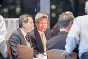 "International Dinner Forum: ""Why 'Glocal' Matters, HK?"" The importance of International Education - photo 21"