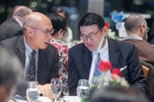 "International Dinner Forum: ""Why 'Glocal' Matters, HK?"" The importance of International Education - photo 24"