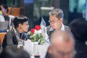 "International Dinner Forum: ""Why 'Glocal' Matters, HK?"" The importance of International Education - photo 26"