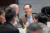 "International Dinner Forum: ""Why 'Glocal' Matters, HK?"" The importance of International Education - photo 28"