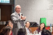 "International Dinner Forum: ""Why 'Glocal' Matters, HK?"" The importance of International Education - photo 37"
