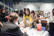 "International Dinner Forum: ""Why 'Glocal' Matters, HK?"" The importance of International Education - photo 44"