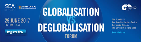 SEA-Globalisation vs Deglobalisation forum