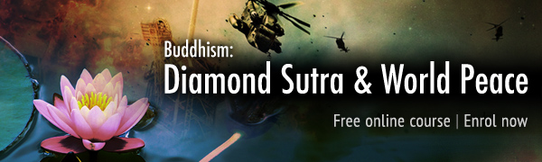 Diamond Sutra and World Peace on FutureLearn.com