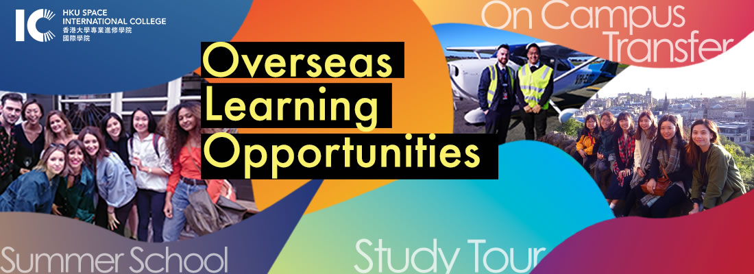 International College - Oversea Learning Opportunities