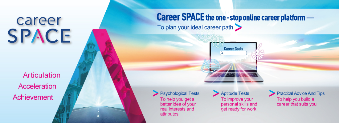 Career SPACE Planing