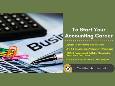 To Start Your Accounting Career