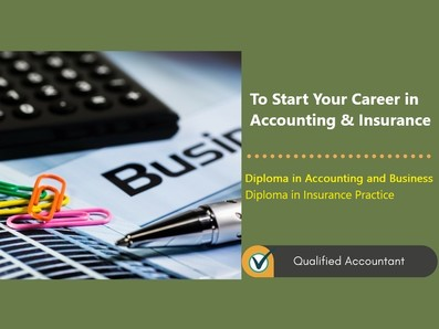 To Start Your Career in Accounting and Insurance