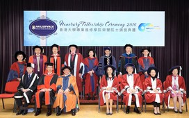 Honorary Fellowship Ceremony 2016