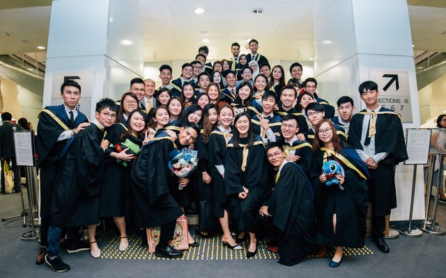 HKU SPACE Receives a High Overall Satisfaction Rating from Students in the Student Barometer for the 2nd Consecutive Year