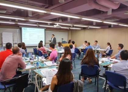 HKU SPACE Executive Academy (SEA) Workshops
