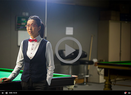 Queen of the Cue – Ng On Yee on Mind Power