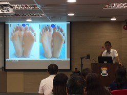 Foot reflexology talk image 5