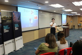 Plymouth University x HKU SPACE Day 2017 - image 5
