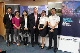 Plymouth University x HKU SPACE Day 2017 - image 6