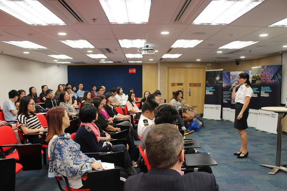 Plymouth University x HKU SPACE Day 2017 - image 4