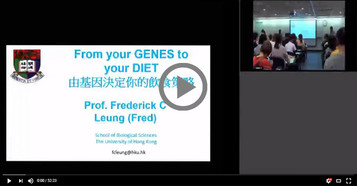 From your GENES to your DIET
