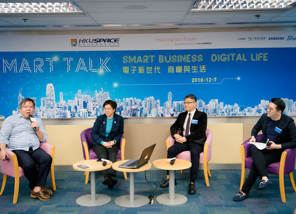SMART Business Digital Life –  Thought leaders unravel challenges and opportunities in the new Digital Era