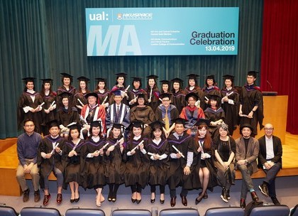 Leaders, pioneers and entrepreneurs for the changing cultural and creative sector: graduates from the world's second best university for Art and Design