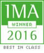 IMA Winner 2016 - Best in Class