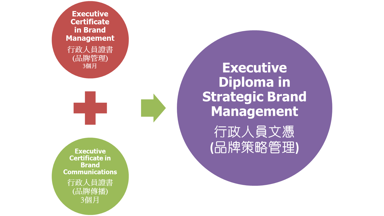 executive diploma strategic brand management