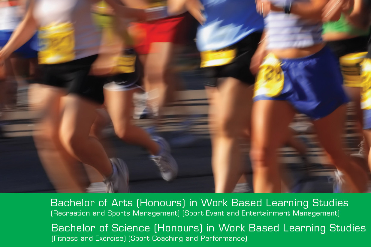 BSc (Hons) in Work Based Learning Studies (Fitness and Exercise Studies)