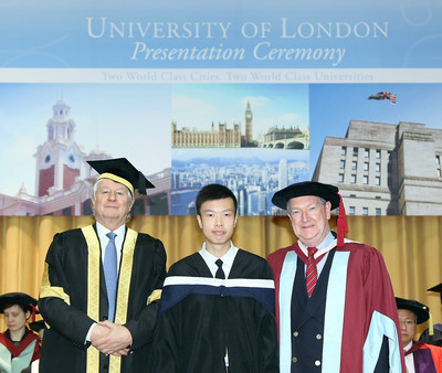 Mr Ho Wui Chung Felix (BSc in Computing and Information Systems)