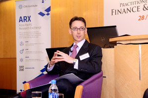 Speaker: Mr Jeremy Lam - Partner & Head of Financial Services Practice, Deacons; Member of FSDC Policy Research Committee