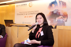 Speaker: Ms Josephine Kwan - Partner, Asset and Wealth Management, PricewaterhouseCoopers; Member of FSDC Mainland Opportunities Committee