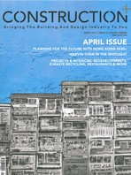 Construcation Magazine - April 2017