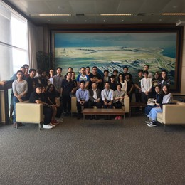 A visit to HK Air Cargo Terminals Ltd (Hactl)