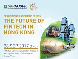 The Future of FinTech in Hong Kong