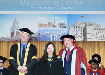 Ms Leung Kwan (BSc Accounting and Finance)