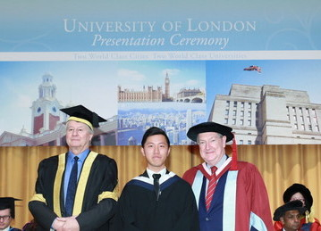 Mr LI Wai Shing Vincent (BSc in Computing and Information Systems)