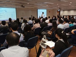 "Event Recap: Big Data Theme-Based Seminar - ""How to Apply Big Data in Investment Management?"""