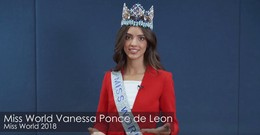 Sharing --- Beauty with a Purpose: Behind the scenes of the oldest running beauty pageant in the world Miss World (by Miss Vanessa Ponce de Leon)