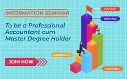 Programme Info Session - Accounting & Risk Management (Professional Accountancy)