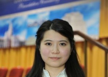 Ms Yu Mei Yee Annie (BSc Banking and Finance)